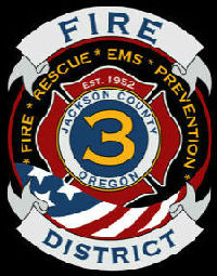 Jackson County Fire District 3